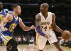 Los Lakers dan la campanada frente a los Warriors de Curry