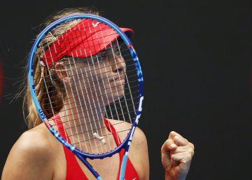Fotogalería: Maria Sharapova, la musa del tenis moderno
