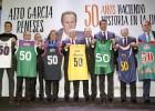 Bodas de oro de Aíto García Reneses con el baloncesto