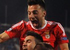 El Benfica acaba con el Zenit