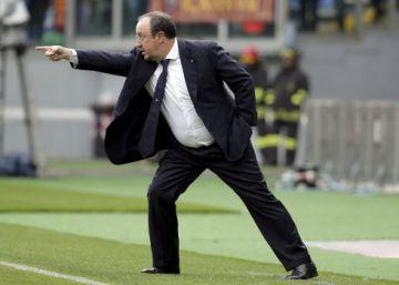 Rafa Benítez, nuevo entrenador del Newcastle