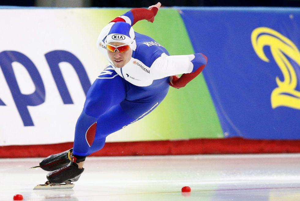 El patinador ruso Pavel Kulizhnikov, positivo por Meldonium.