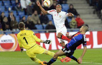 Sevilla Basilea en la Europa League