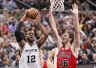 Los Spurs cantan las 40 victorias seguidas en casa ante los Bulls