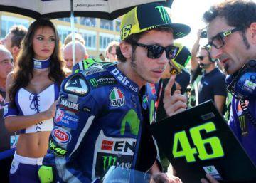 """Rossi: """"Me dejé engañar por Márquez, me ha traicionado"""""""
