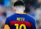 Recital de Messi contra el Getafe
