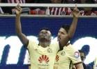 América vence a Chivas en el clásico del fútbol mexicano