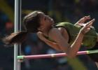 Vashti Cunningham, la saltadora que deslumbra