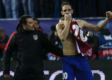 El Atlético, en cuartos en el penalti dieciséis