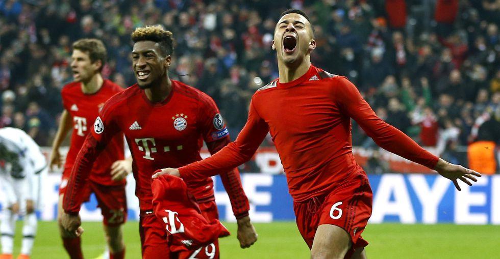 Bayern de Múnich vs Juventus en vivo