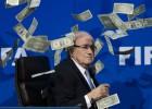 La FIFA desvela que Blatter ganó 3,2 millones en 2015