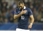 Benzema debe esperar para jugar con Francia