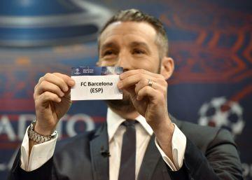 Sorteo de Champions: Barcelona-Atlético y Wolfsburgo-Real Madrid en los cuartos