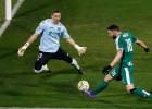 El Getafe no escarmienta y tira dos puntos contra el Eibar