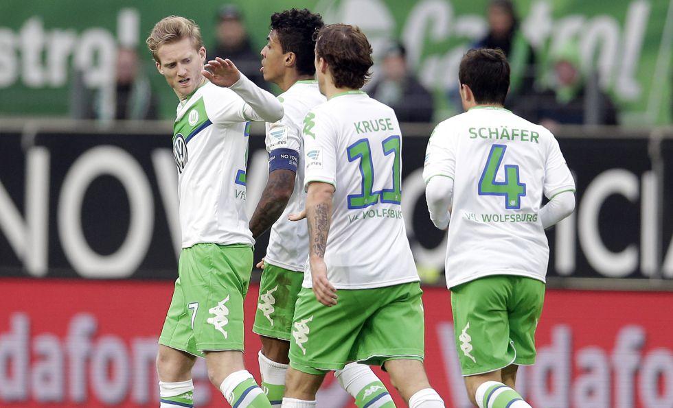 Wolfsburgo es el rival del Real Madrid