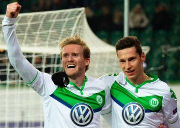 El Wolfsburgo es el destino que sonríe