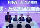 Wanda se convierte en patrocinador oficial de la FIFA