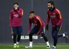 Turan ainda está perdido no Barça
