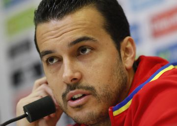 """Pedro: """"En la Eurocopa vamos a estar bien protegidos"""""""
