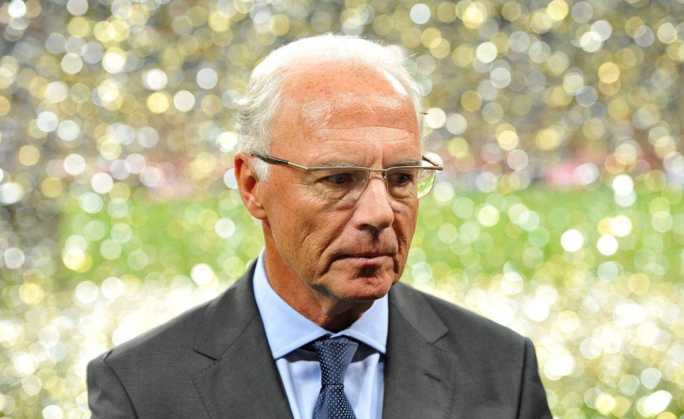 Franz Beckenbauer en 2010.