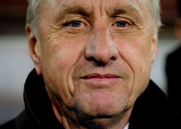 La mirada de Cruyff