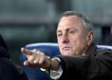 Johan Cruyff, carácter es destino