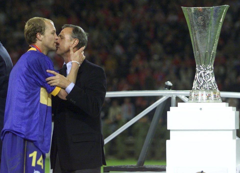 El último mensaje de Jordi Cruyff a su padre en las redes sociales