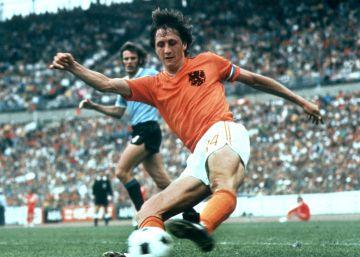 La vida de Johan Cruyff, en imágenes