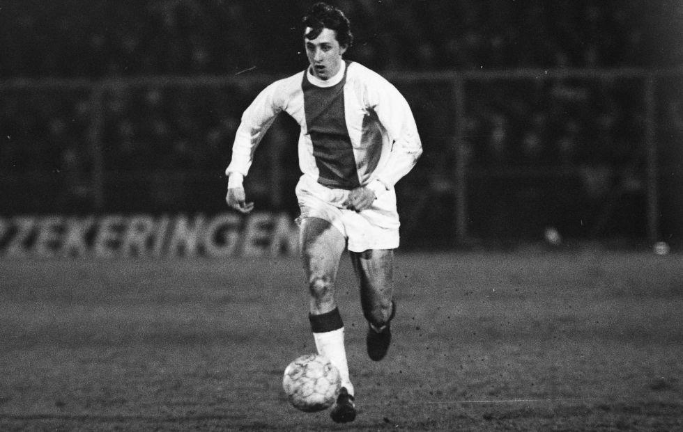 Cruyff, en 1969.