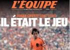 """""""Johan Cruyff era el juego"""""""