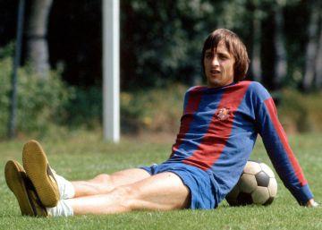 De Jopie a Cruyff