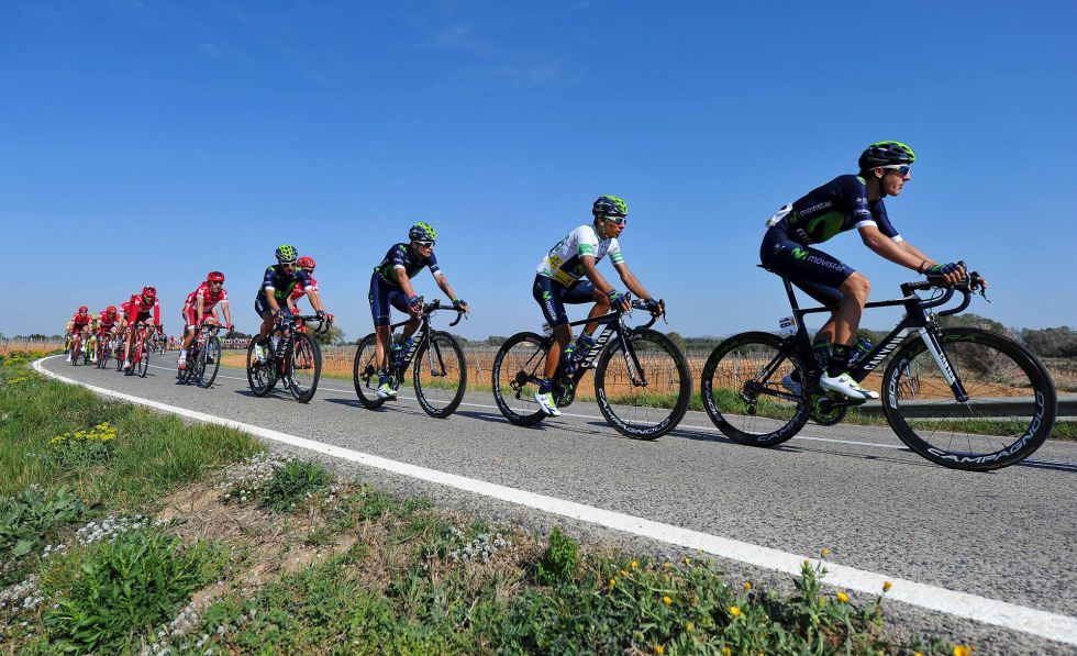 Nairo Quintana Vuelta Cataluña