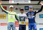 Quintana se lleva la Volta camino de su sueño amarillo