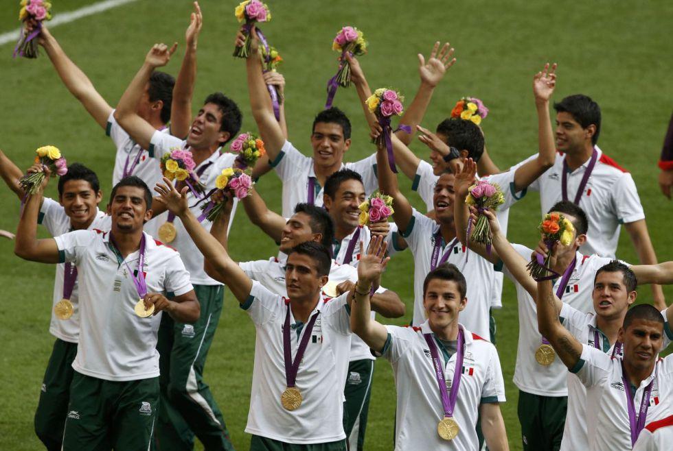 El 11 de agosto de 2012 el equipo mexicano consiguió un logro histórico.