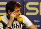 """Iker Casillas: """"Me he ganado el derecho a retirarme cuando decida"""""""