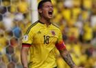 James devuelve la alegría a Colombia