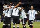 Argentina vence a Bolivia 2 a 0 y se coloca tercero