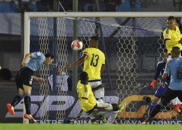 Uruguay vuelve a disfrutar de Suárez ante Perú