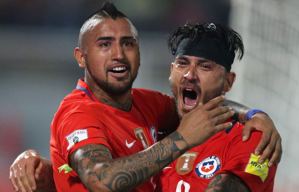Venezuela - Chile