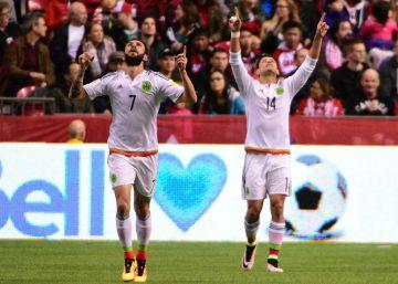 Así te contamos el partido entre México y Canadá