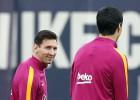El gol, el objetivo de Messi
