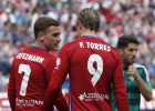 Torres y Griezmann funden al Betis