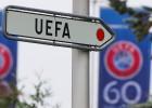 La policía suiza entra en la sede de la UEFA por los papeles de Panamá