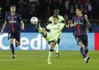 El Manchester City sorprende al PSG y se lleva un empate de París