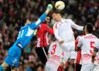 El Sevilla castiga al Athletic