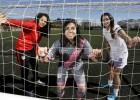La cara femenina del fútbol latinoamericano