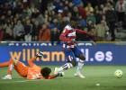 Memo Ochoa salva al Málaga