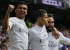 El Madrid se da un masaje