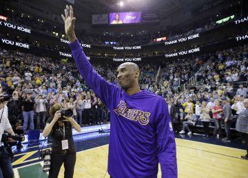 Kobe Bryant se despedirá de la NBA por todo lo alto