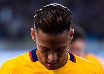 El paréntesis de Neymar